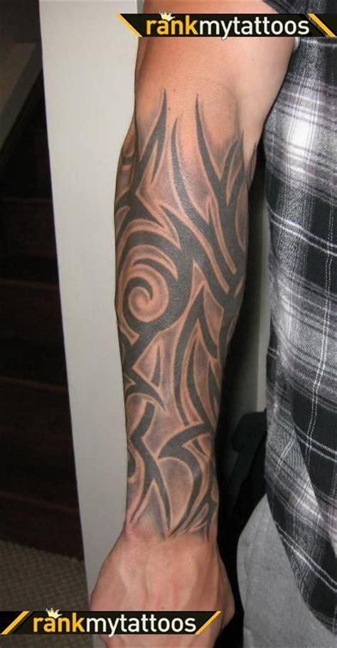 Sleeve Grey Half Tribal 25 trending half sleeve tattoos ideas on half