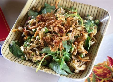 delicious salads  la indonesia indoindians