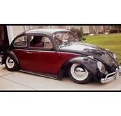 1962 Vw Beetle On Air Bags  YouTube