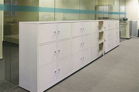 storage cabinets lockers office locker cabinet storage rackline