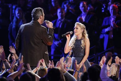 the voice contestant shoo commercial the voice season 9 finale kicks off ny daily news