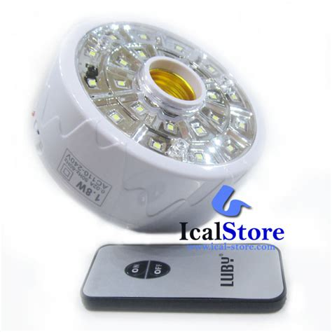 Bohlam Led Luby Multifungsi lu fitting remote luby 22 led smd ical store ical store