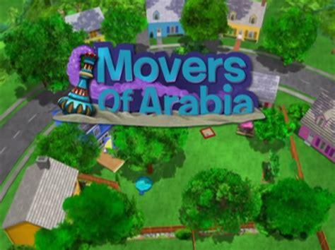 Backyardigans Movers Of Arabia Movers Of Arabia The Backyardigans Wiki