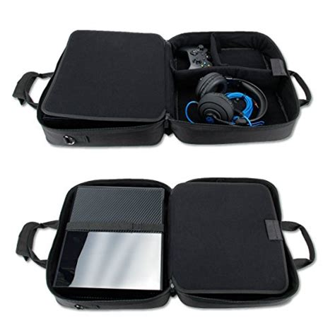 usa gear xbox one x xbox one s travel carrying bag