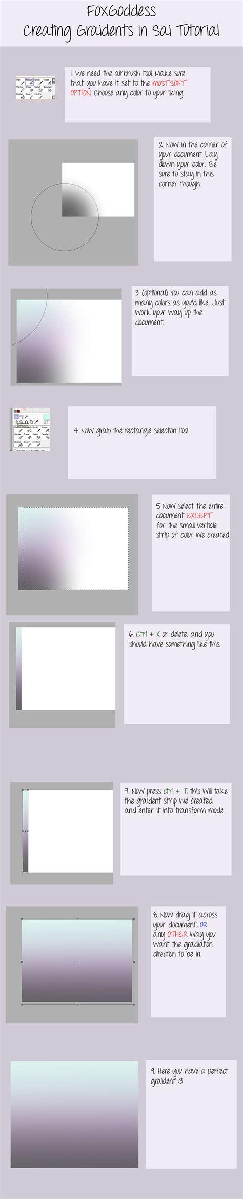paint tool sai gradient creating gradients in sai by supermariosweetie on deviantart