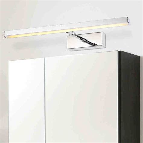 bathroom mirrors with lights attached 7w 39cm bathroom led mirror front light led stainless