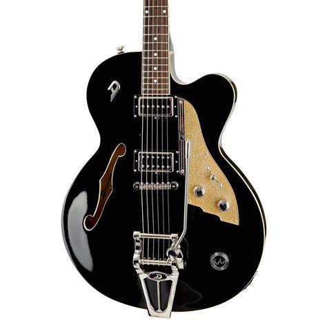 duesenberg cc duesenberg cc hollowbody gitara elektryczna czarny na