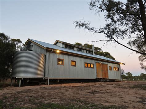 Shed Homes by Shearing Shed House Winning Homes