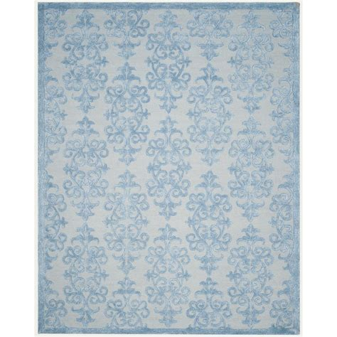 Blue Area Rug 8 X 10 8 X 10 Blue Area Rugs Rugs The Home Depot