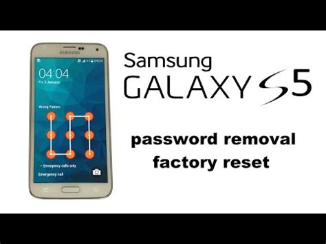 samsung pattern unlock email and password galaxy s5 how bypass password lock screen pin patte