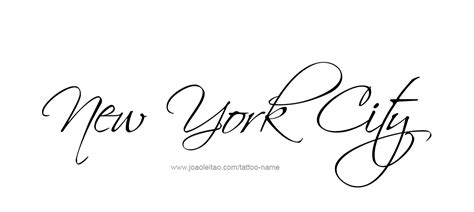 new york tattoo font new york city name tattoo designs page 2 of 5 tattoos