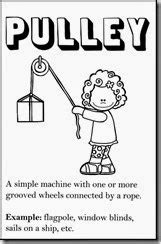 coloring pages simple machines simple machines printable mini book