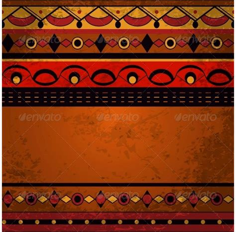 Amazing Collection Of 50 Ethnic Backgrounds Patterns Seamless Free Premium Templates Ethnic Powerpoint Templates