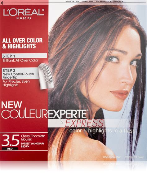 l oreal mousse hair color l or 233 al couleur experte hair color