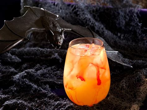 halloween themed cocktails mix up a blood sucker cocktail from hgtv hgtv