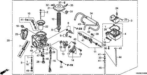 honda foreman 500 parts diagram honda foreman 500 cooling system diagram honda auto