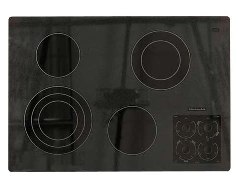 kitchenaid glass cooktop replacement kitchenaid kecc506rss05 glass cooktop replacement