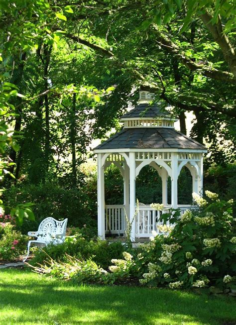 Backyards With Gazebos by 25 Best Ideas About Garden Gazebo On Diy