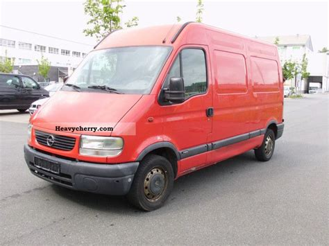 opel movano 2001 opel maker with pictures page 13