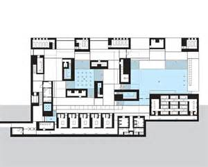 Therme Vals Floor Plan by Thermal Baths In Vals Switzerland By Peter Zumthor