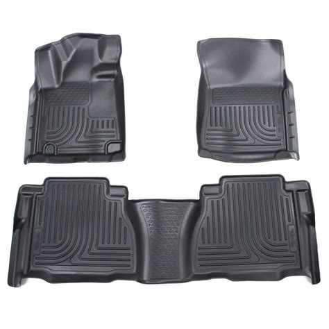 Floor Mats For Toyota by Husky Liners Floor Mats For Toyota Tundra 2011 Hl98581