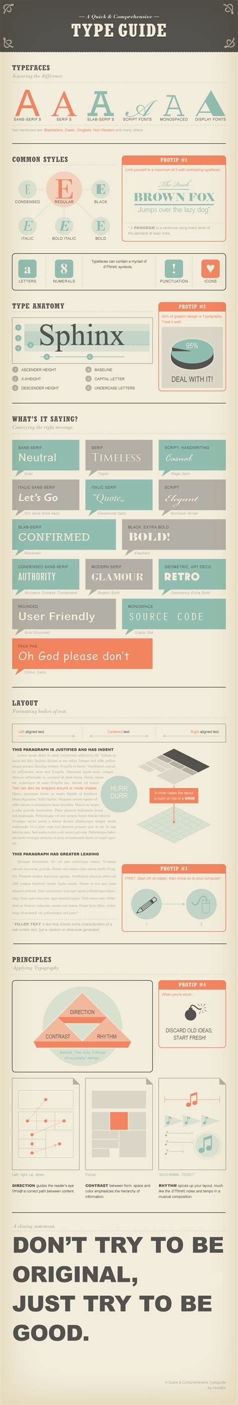 typography guide what different types of fonts and how to use them