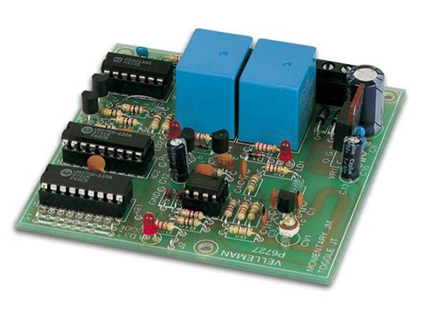 Kode Rf 08 velleman kits k6727 2 channel rf code lock receiver