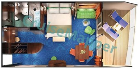 layout with jade norwegian pearl cabins and suites cruisemapper
