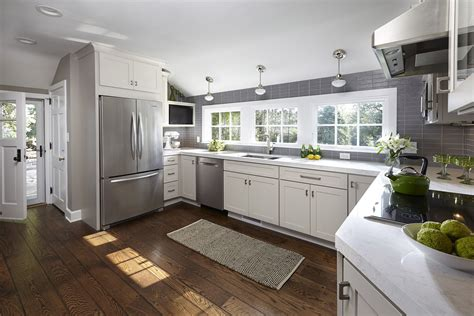 kitchen cabinets painted gray cottage kitchen cliqstudios cabinets renew grandmother s home