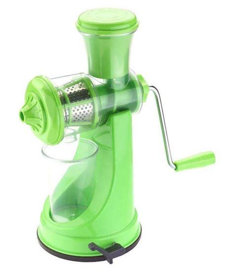 Fruit Juicer magikware green fruit vegetable juicer buy at best price in india snapdeal