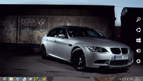 themes for windows 7 cars bmw bmw m3 theme for windows 7 and 8 8 1 ouo themes