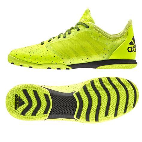 Adidas Messi 15 3 Indoor Original x 15 1 ct indoor soccer shoes solar yellow black frozen