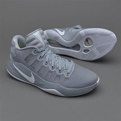 Sepatu Nike Basketball nike hyperdunk 2016 low grey