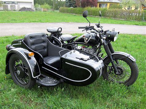 Motorrad Mit Seitenwagen by Bmw Motorrad Mit Seitenwagen Motorrad Bild Idee