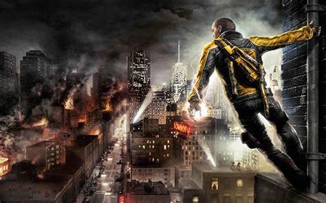 video game wallpaper uk overlooking the city prototype wallpaper