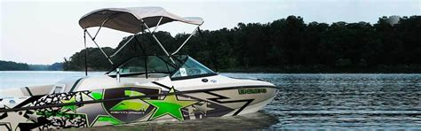 graphics on boat boat wraps i boat graphics i printing for boats