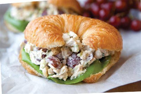 chicken salad sandwich recipe dishmaps