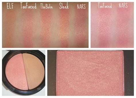 best orgams shades of steph test best nars dupe