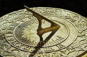 sundial photograph by thomas chamberlin