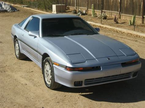 1986 5 Toyota Supra Buy Used 1986 5 Toyota Supra Clean Rust Free In
