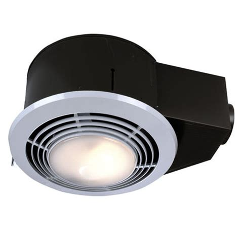 Bathroom Fan Heater Light Bathroom Fans Nutone 9093 Heat A Ventlite Heater Fan W Light Kitchensource