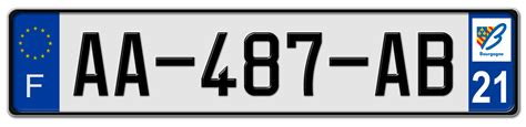 european license plateslicense plates history