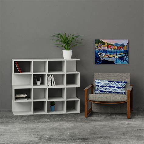 librerie modulari premiere libreria componibile modulare design 130x108cm