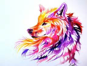 wolf painting wolf painting would as a awesome wolf