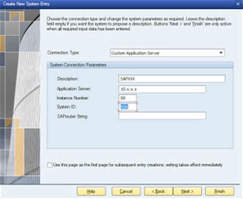 tutorial sap logon 730 how to configure sap logon 7 30 how to sap