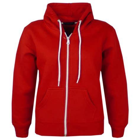 Plain Zip Detail Zip Jacket new children boys zip up plain hoodie jacket