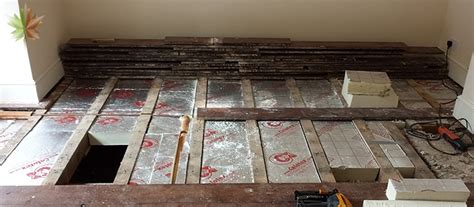 Best Way To Insulate Wooden Floor by What Is A Suspended Timber Floor Discount Flooring