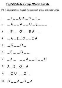 Word unscrambler puzzles