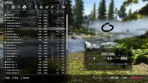custom rings at skyrim nexus mods and community