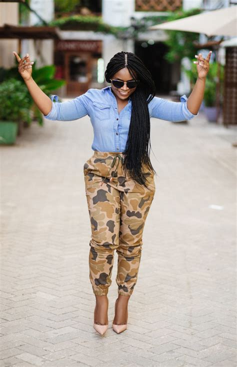 How To Dress Like A Modern Day Bombshell by Fashion Bombshell Of The Day From Tanzania Fashion